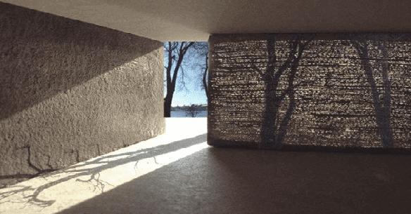 O que é o concreto translúcido?